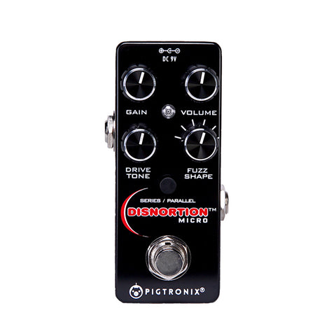 Pigtronix OFM Disnortion Micro Distortion