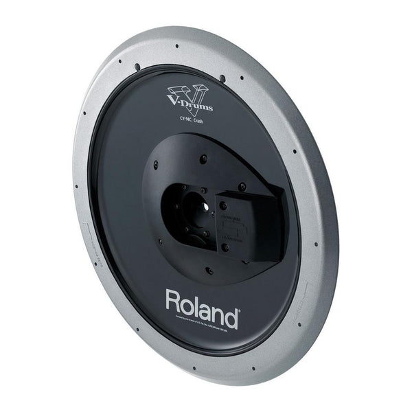 "Roland CY-14C-MG 14"" V-Cymbal Crash (metallic grey)"