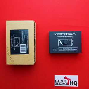 [USED] Vertex Effects Battery Power Supply