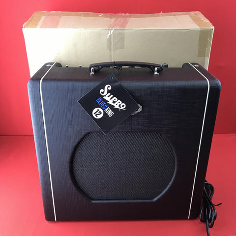 [USED] Supro 1812R Blues King 12 Guitar Combo Amplifier