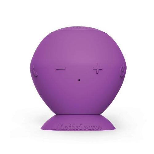 AUDIOSOURCE SOUND POP BLUETOOTH SPEAKER (ROYAL PURPLE)