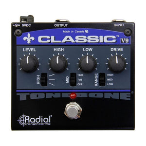 Radial Tonebone Classic V9 Distortion