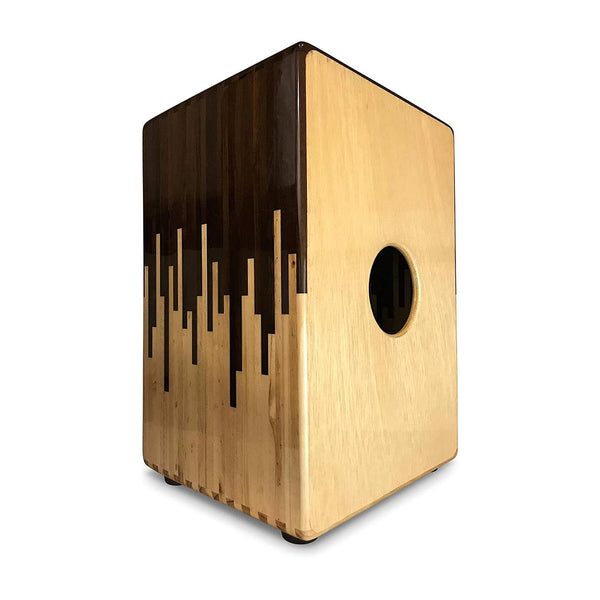A Tempo Percussion Cascada Cajon with Tunable Snare