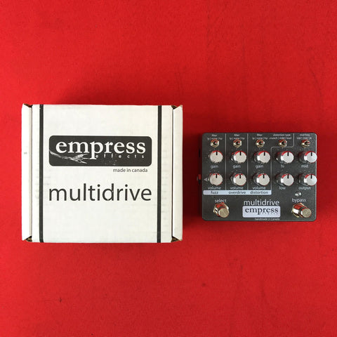 [USED] Empress Effects Multidrive