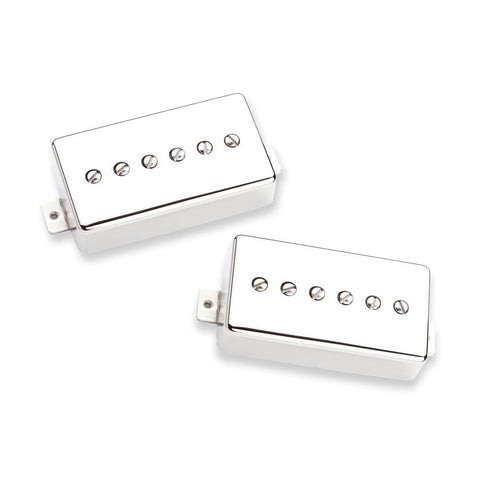 Seymour Duncan Phat Cat P90 Pickup Set - Nickel
