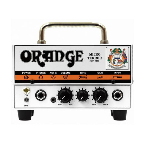 Orange MT20 Micro Terror 20W Guitar Amp Head