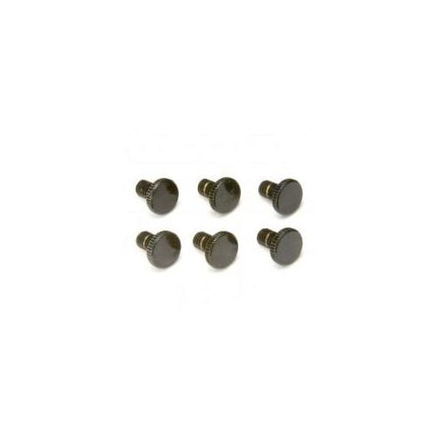 Floyd Rose FROFTSBP Floyd Rose Original Fine Tuning Screws, Black