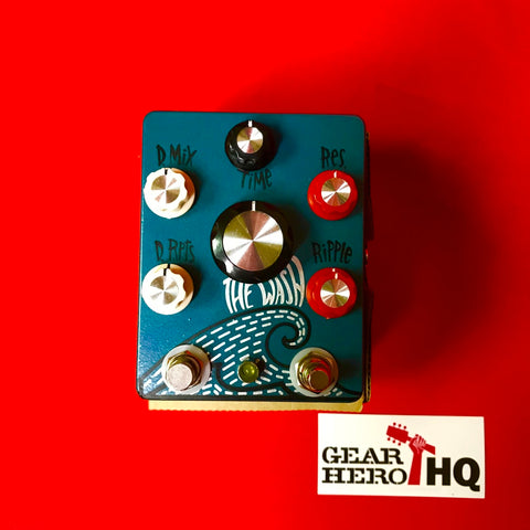 [USED] Hungry Robot The Wash V2 Tap Tempo Delay