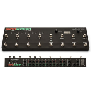 Electro-Harmonix Super Switcher Programmable Effects Hub