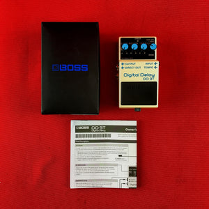 [USED] Boss DD-3T Digital Delay (See Description).