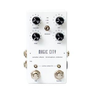Swindler Effects Magic City V2 Delay