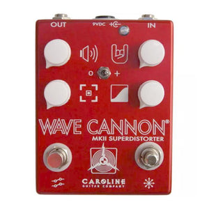 Caroline Wave Cannon mkII Distortion