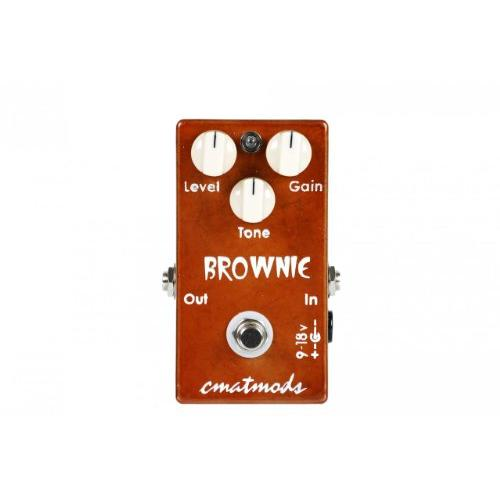 CMATmods Brownie Distortion Pedal