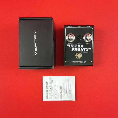 [USED] Vertex Ultraphonix Overdrive