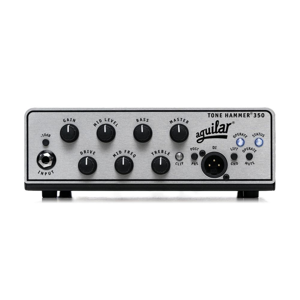 Aguilar Tone Hammer 350 350W Super Light Bass Head