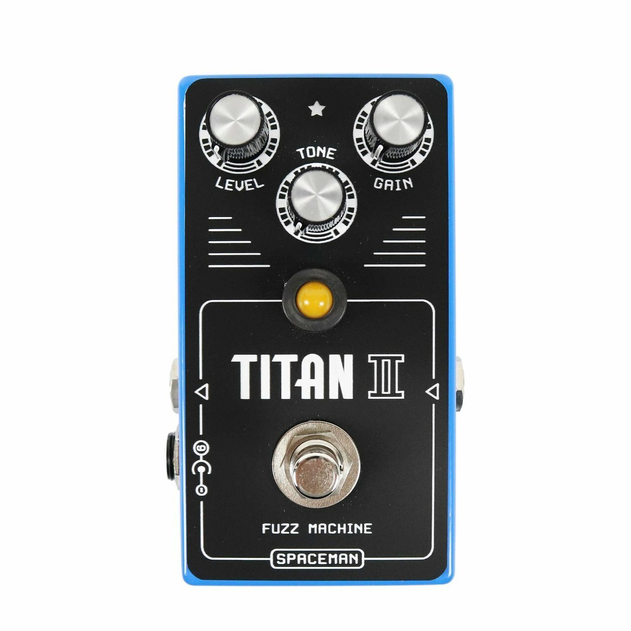 Spaceman Effects Titan II Fuzz, Blue