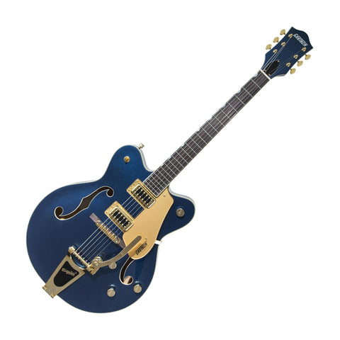 Gretsch G5422TG Limited Edition Electromatic Double-Cut w/Bigsby, Midnight Sapphire