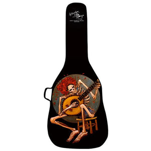 Boldface Acoustic Guitar Gig Bag with Removable Face, Easy Rider