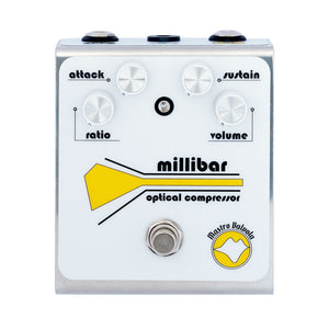 Mastro Valvola Millibar Optical Compressor