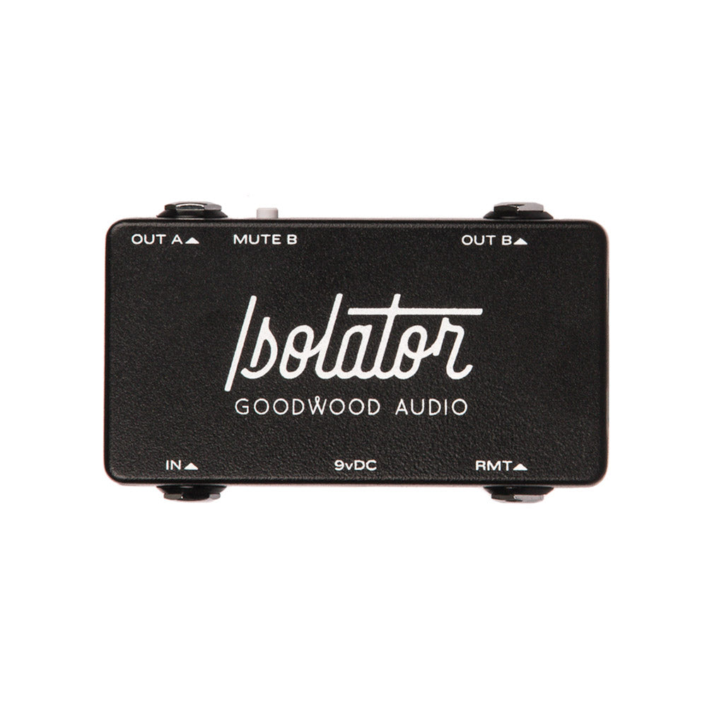 Goodwood Audio Isolator