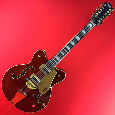 [USED] Gretsch G5422G-12 Electromatic Hollowbody Double Cut-Away 12-string, Walnut Stain