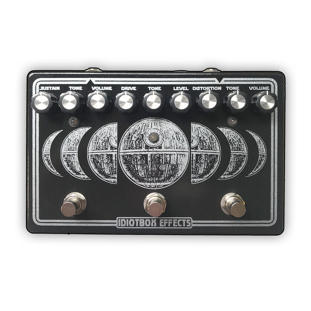 Idiotbox No Moon Triple Parallel Distortion