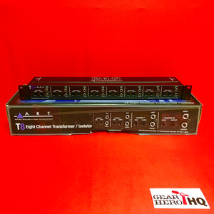 [USED] ART T8 8-Channel Transformer Isolator