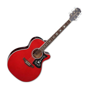 Takamine GN75CE WR NEX Cutaway Acoustic Electric Guitar, Wine Red