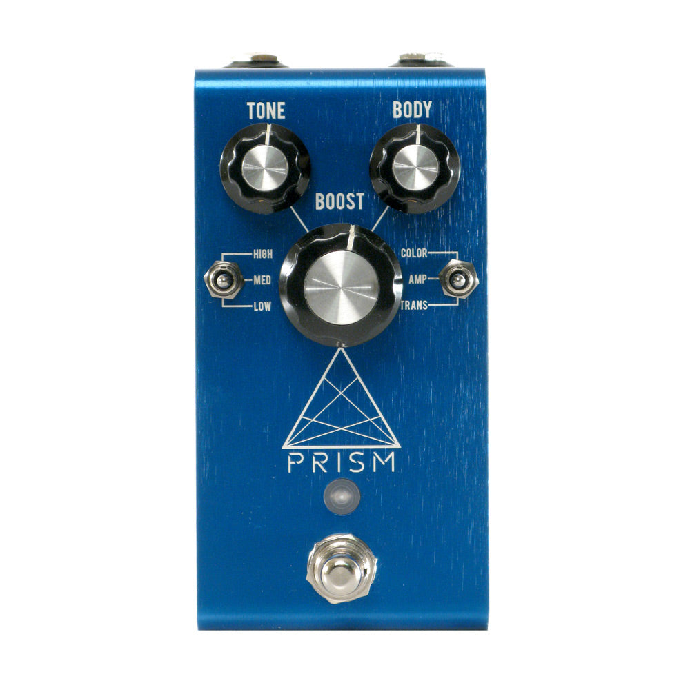 Jackson Audio Prism Preamp/Boost/Overdrive, Blue