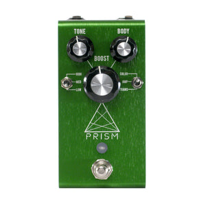 Jackson Audio Prism Preamp/Boost/Overdrive, Green