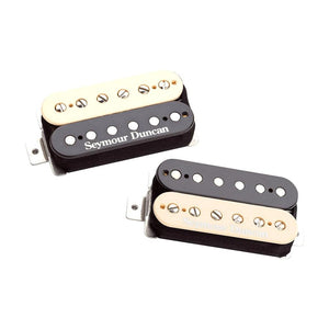 Seymour Duncan Pearly Gates Set Zebra Electric Guitar Electronics