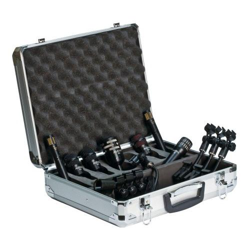 Audix DP7 7-piece Drum Microphone Package