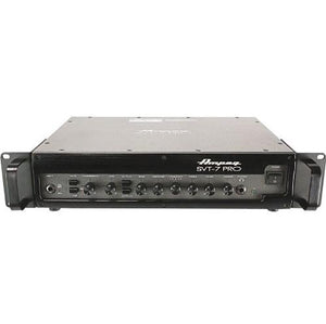 Ampeg SVT7PRO Pro Series 1000 Watt Tube/Solid State Hybrid Class D Bass Amplifier Head