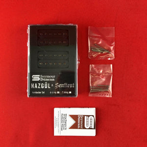 [USED] Seymour Duncan Nazgul & Sentient Set 6 String Electric Guitar Electronics