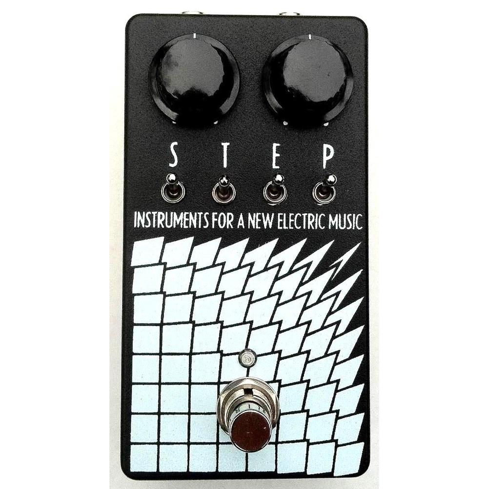 Infanem Step Overdrive Boost Fuzz