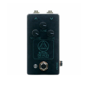 Ritual Devices Hex Inverter Valve Overdrive