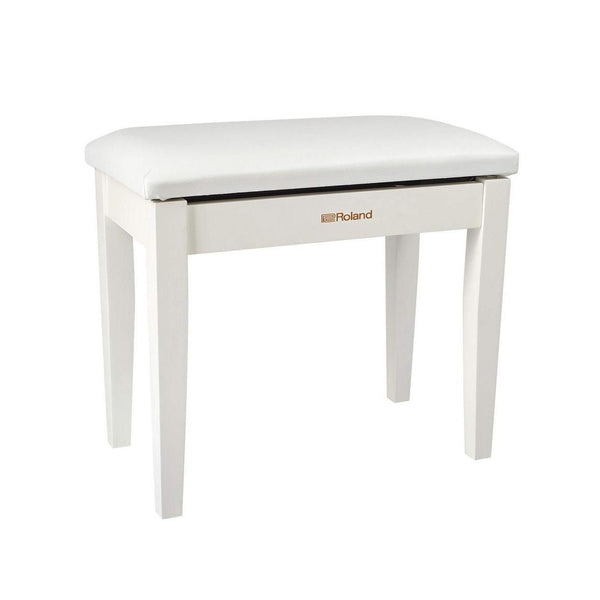 Roland RPB-100WH Piano Bench, White