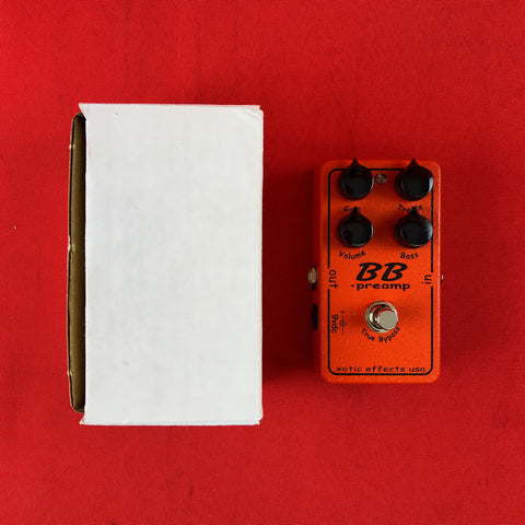 [USED] Xotic Effects BB Preamp Overdrive