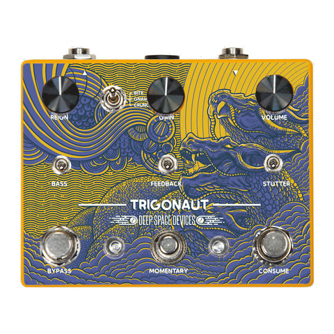 Deep Space Devices Trigonaut Octave Glitch