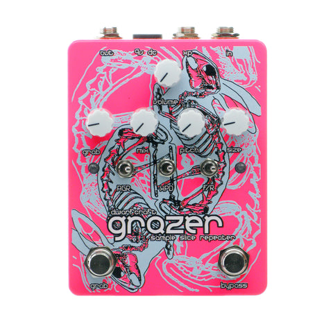 Dwarfcraft Grazer Sample Slice Repeater, Pink (Limited Edition)