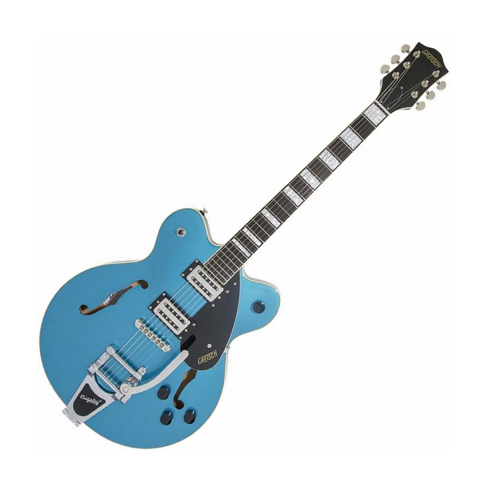 Gretsch G2622T Streamliner Center Block Electric Guitar, Riviera Blue