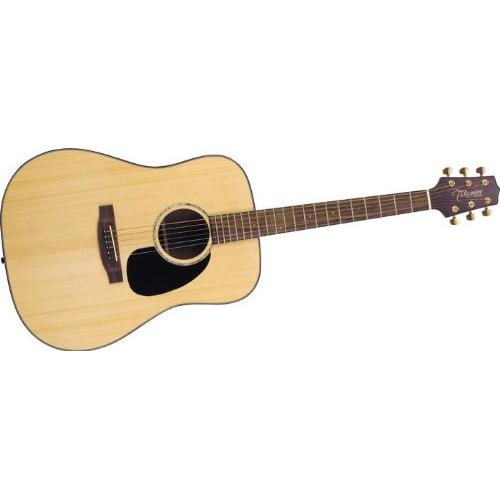 Takamine G Series G340 Dreadnought Acoustic Guitar, Natural
