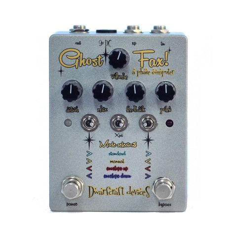 Dwarfcraft Ghost Fax Phaser