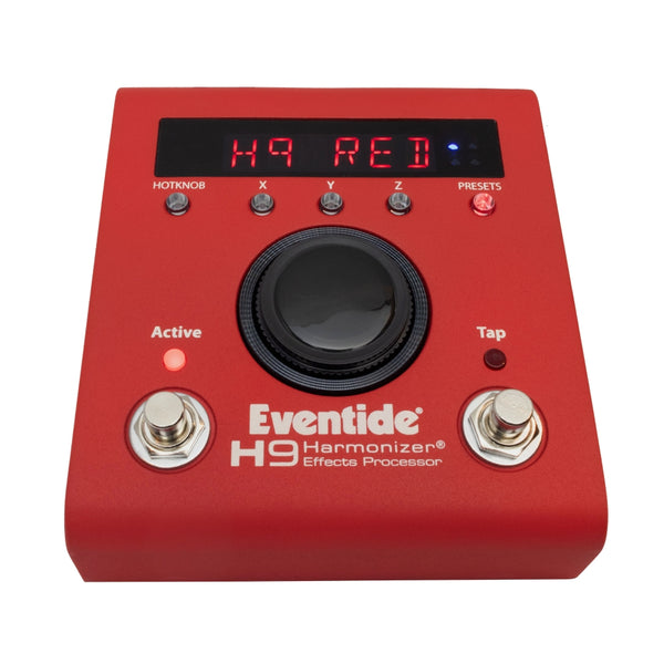 Eventide H9 Max, Red (Gear Hero Exclusive)