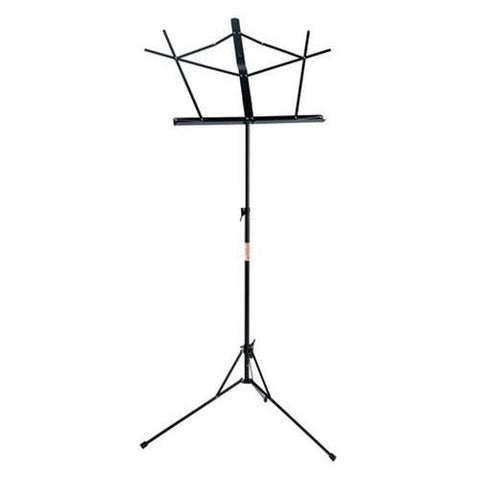 Stageline MS1050BK Music Stand - Black