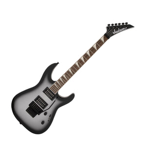 Jackson SLX DX X Series Soloist Electric Guitar, Silverburst