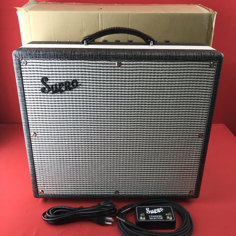 [USED] Supro 1699R Statesman Guitar Amplifier Combo