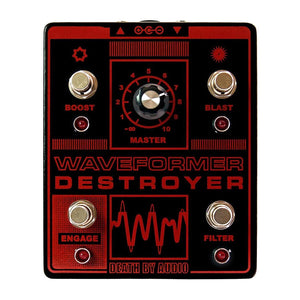 Death By Audio Waveformer Destroyer Distortion