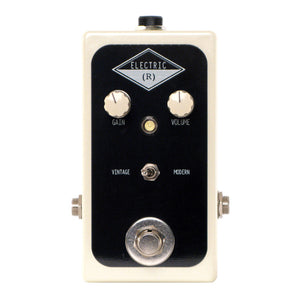 Recovery Effects Electric Overdrive