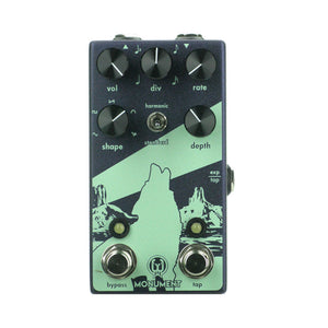 Walrus Audio Monument V2 Tap Tremolo, Purple (Gear Hero Exclusive)